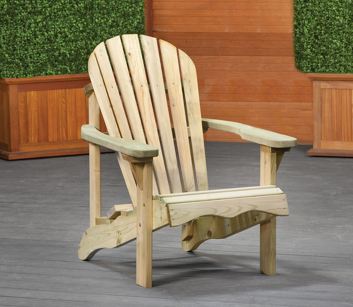 Miami Adirondack Garden Chair