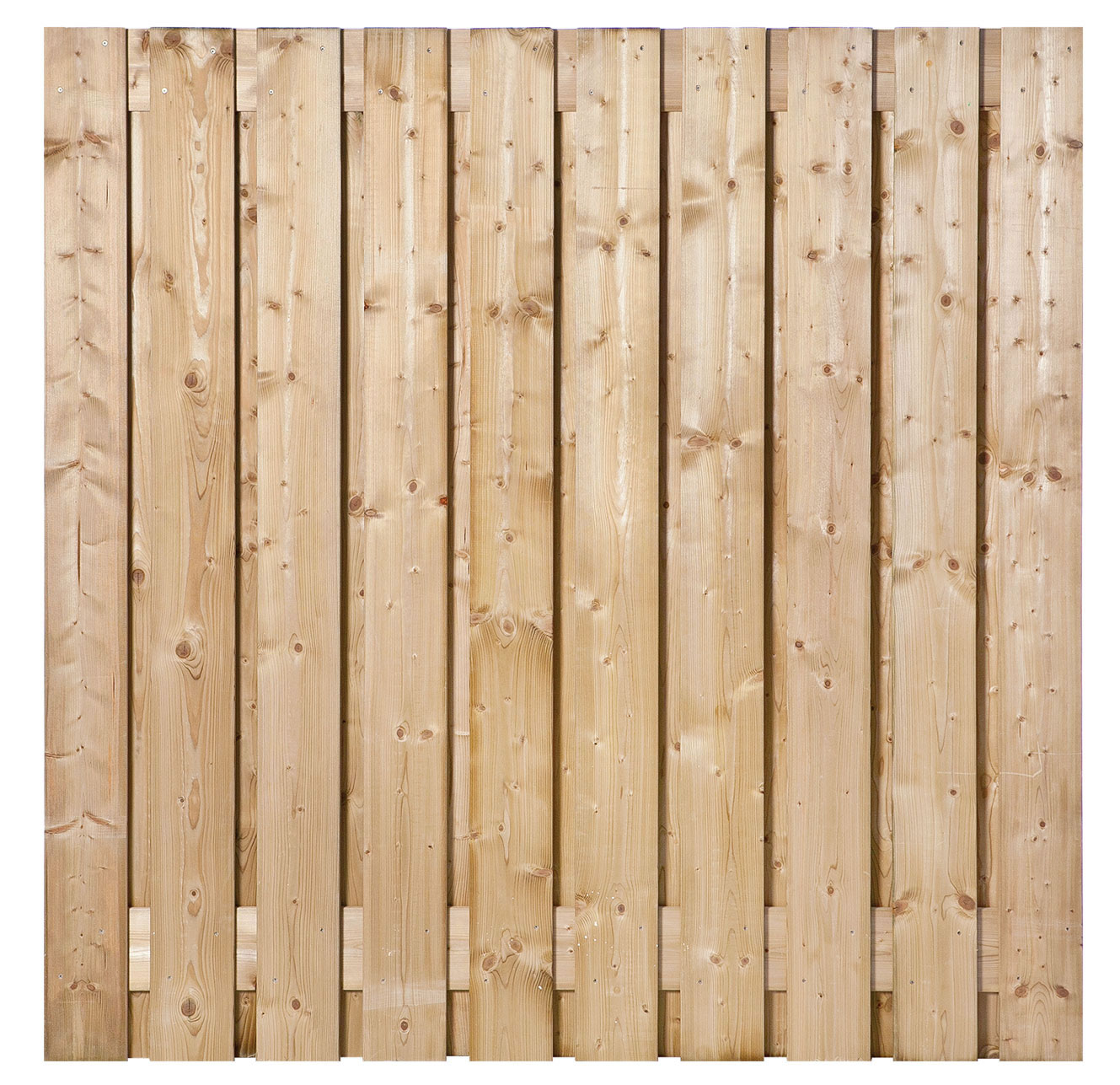 Azewijn Fence panel made from Spruce
