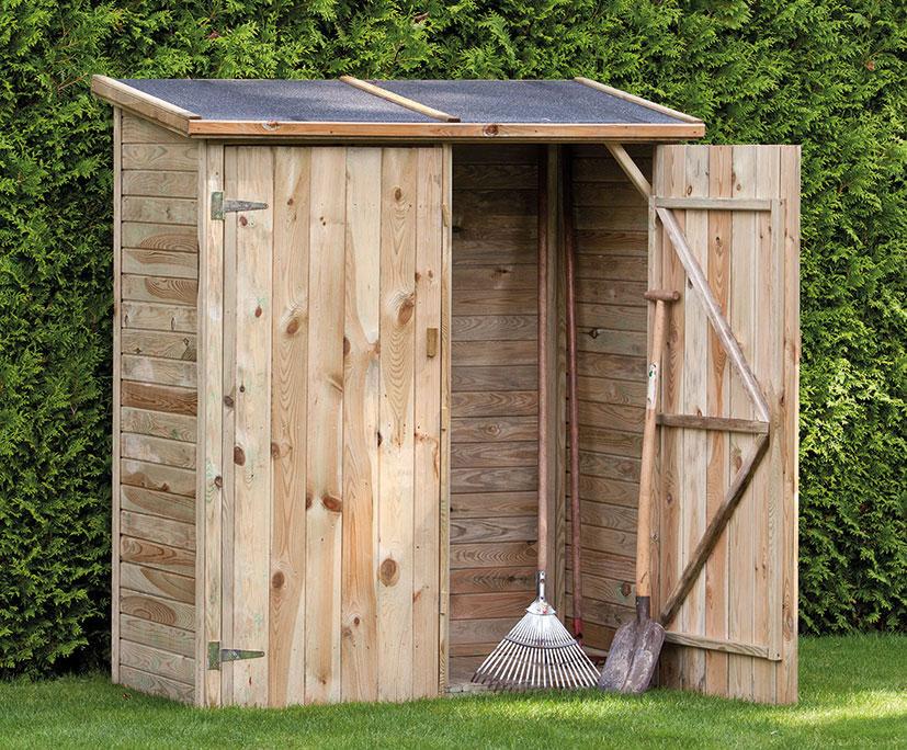 Small Portable Sheds : Bayern small storage shed