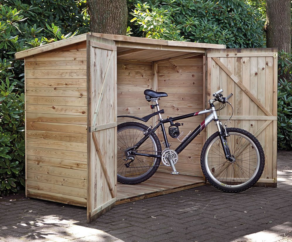 Bike shed for Motorcycle shed