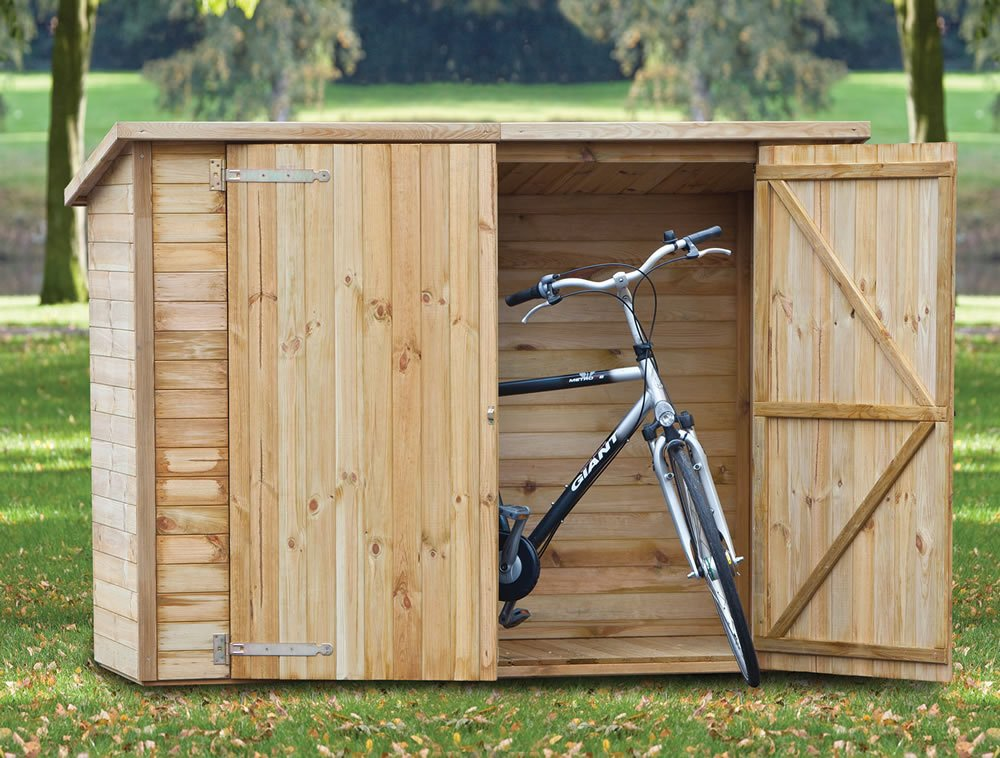 Bike shed for Motorcycle storage shed