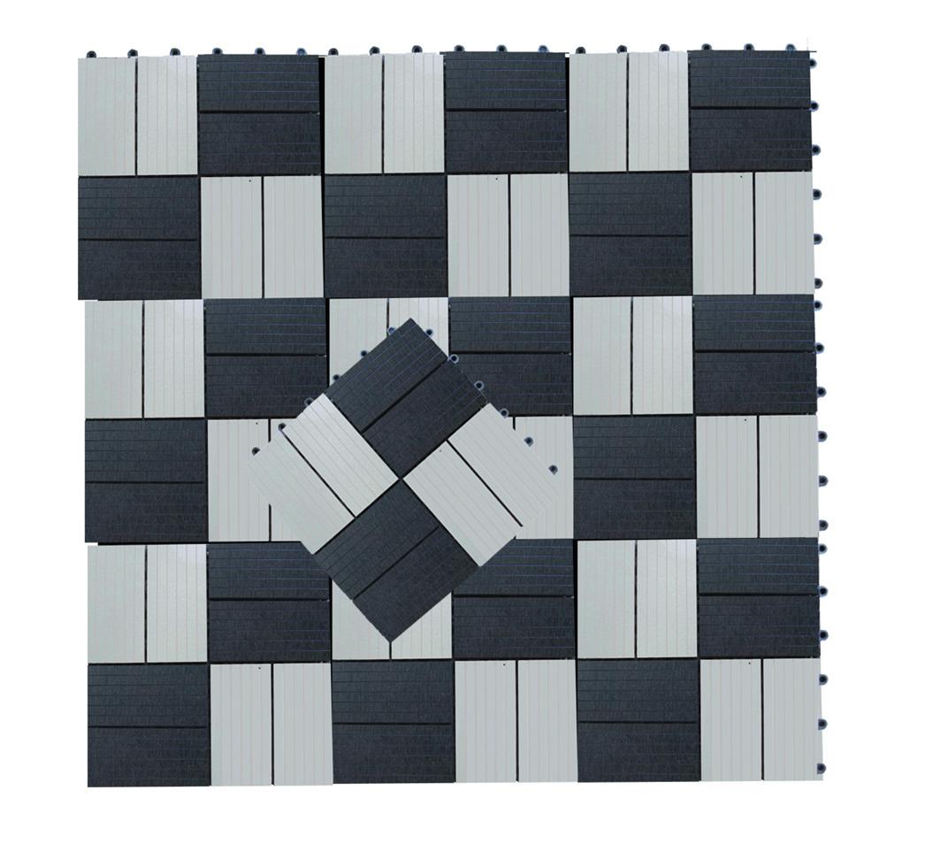 Composite Decking Tile