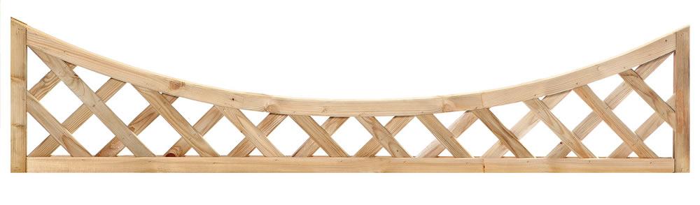 Concave trellis 40cm