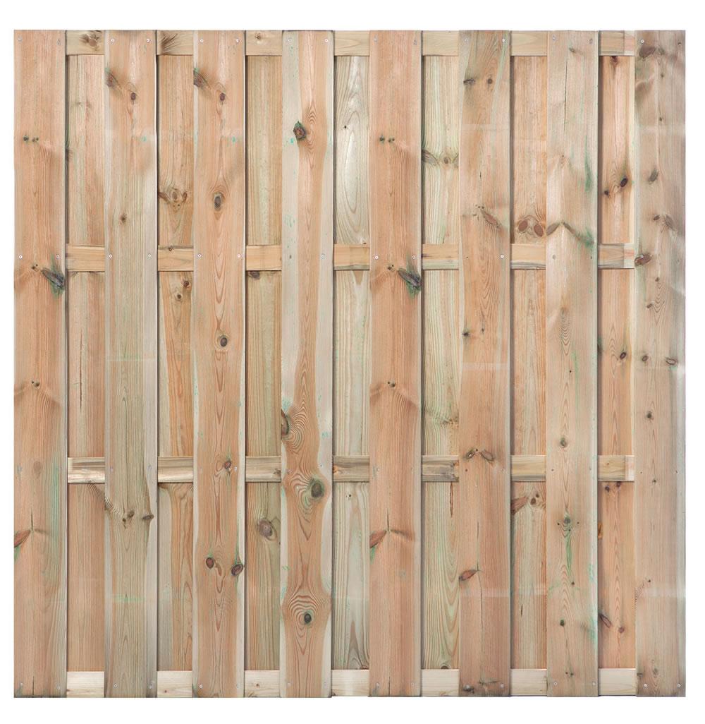 Erica European fence panel.