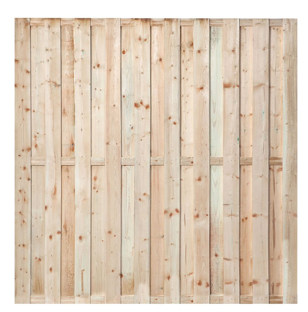 Ermelo pressure treated fence panel