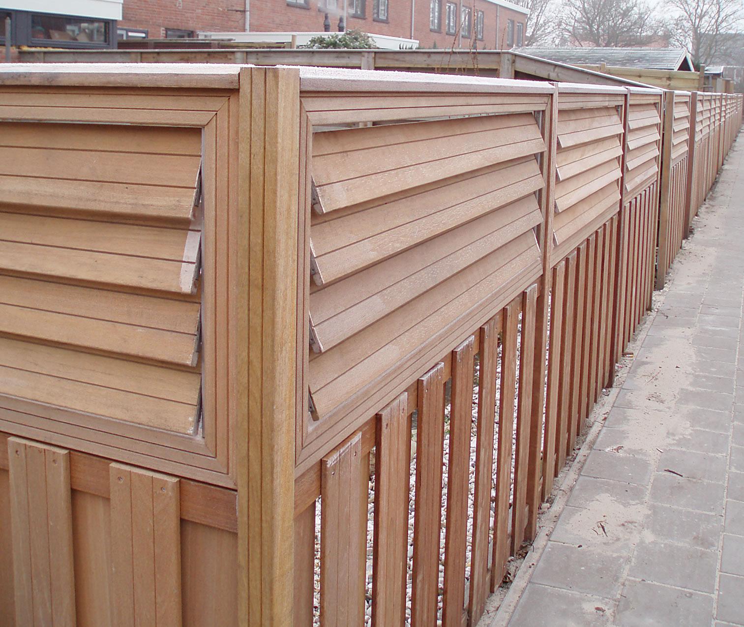 Flex fencing system
