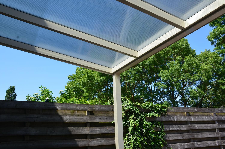 Garden Canopy Roof details