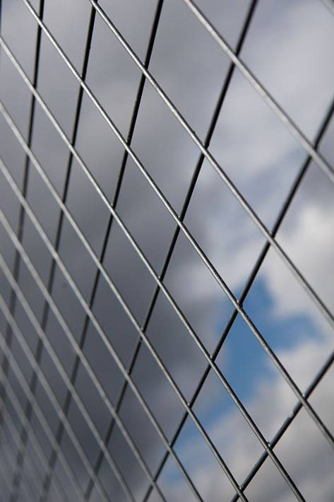 Landscaping garden mesh