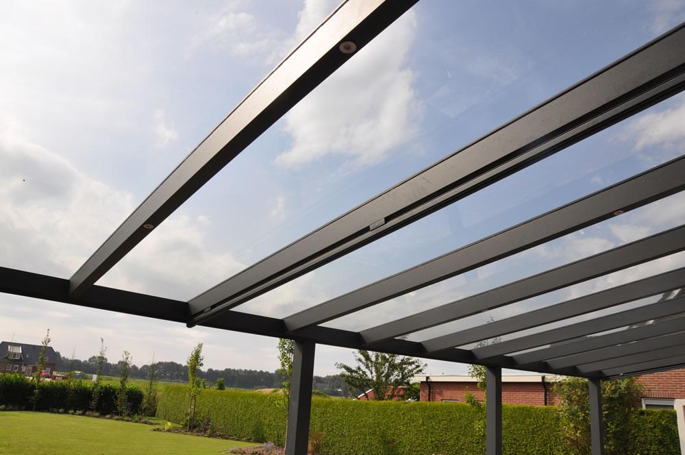 Glass Veranda 2 5m