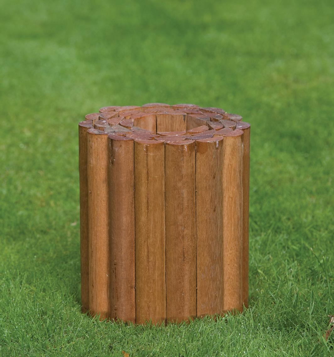 Hardwood Log Roll
