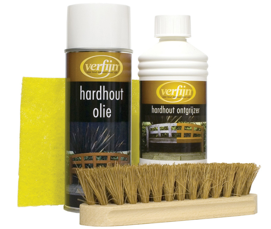 Hardwood Maintenance Set