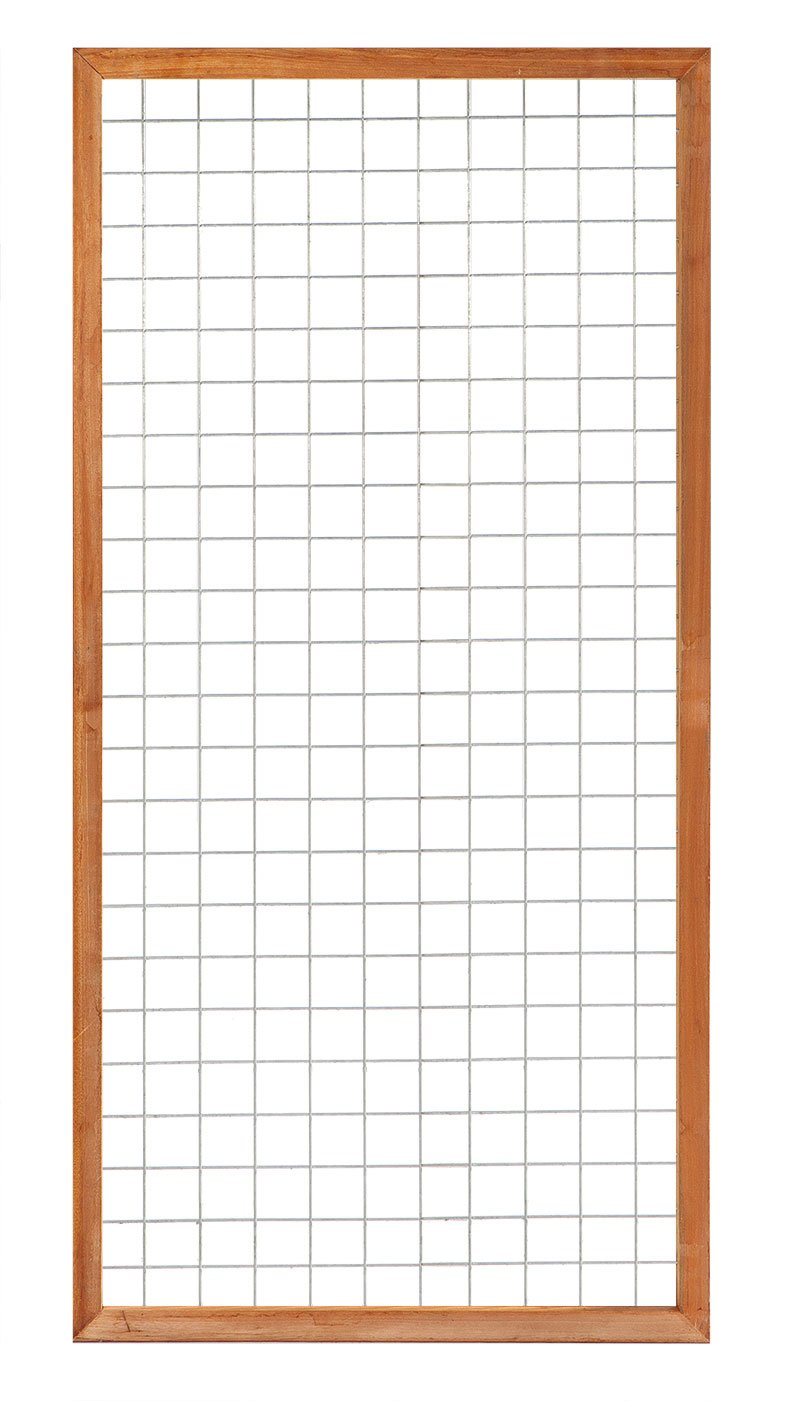 Hardwood mesh screen 90cm