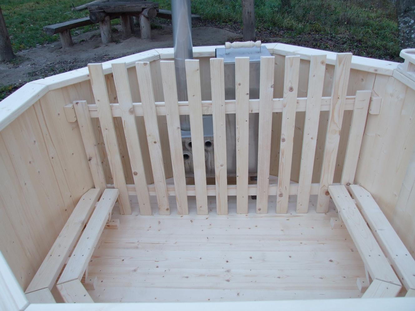 barrell hot tub
