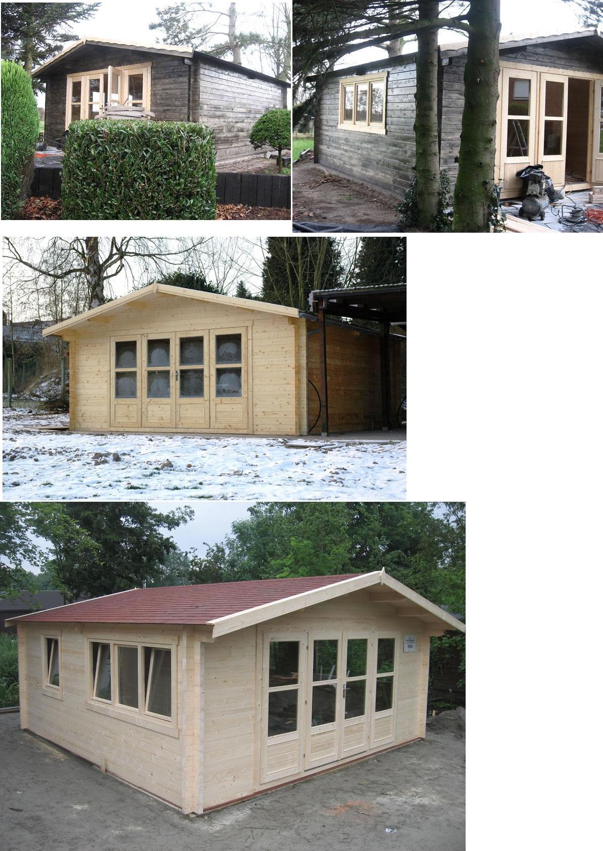 Southampton Log Cabin
