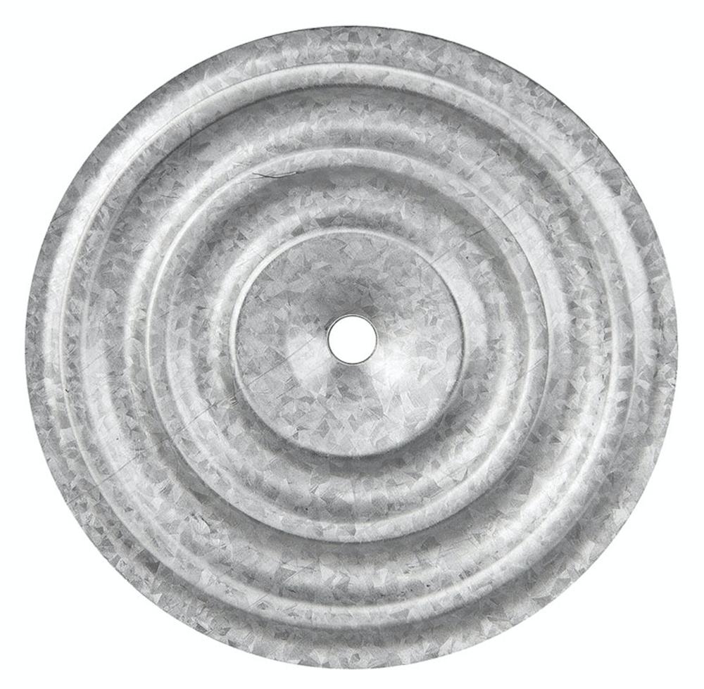 Insulation board pressure plate