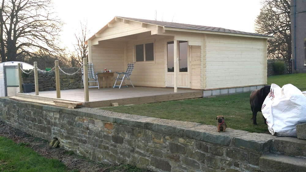 Klaas Log Cabin