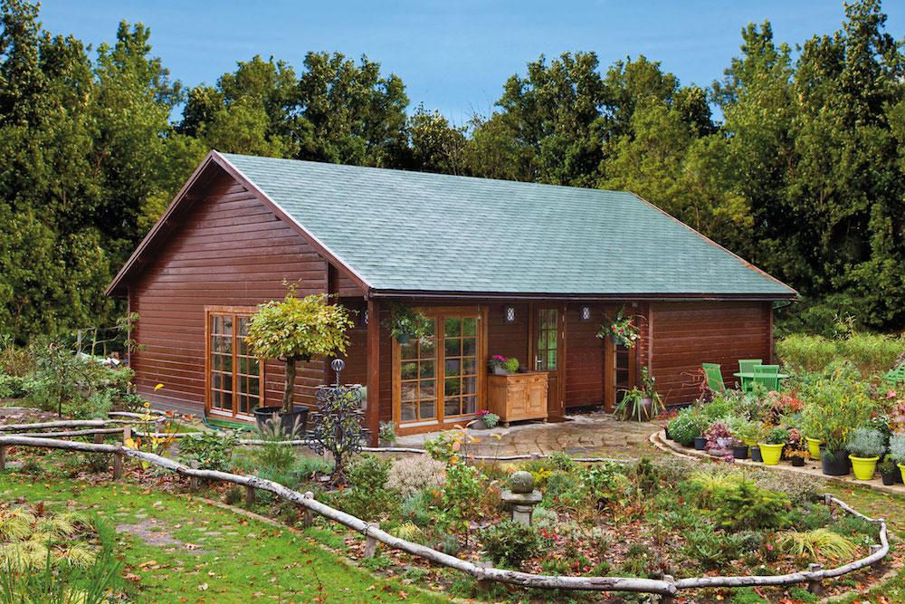 Log cabin bespoke