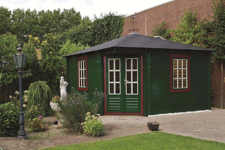 Lotte Log Cabin