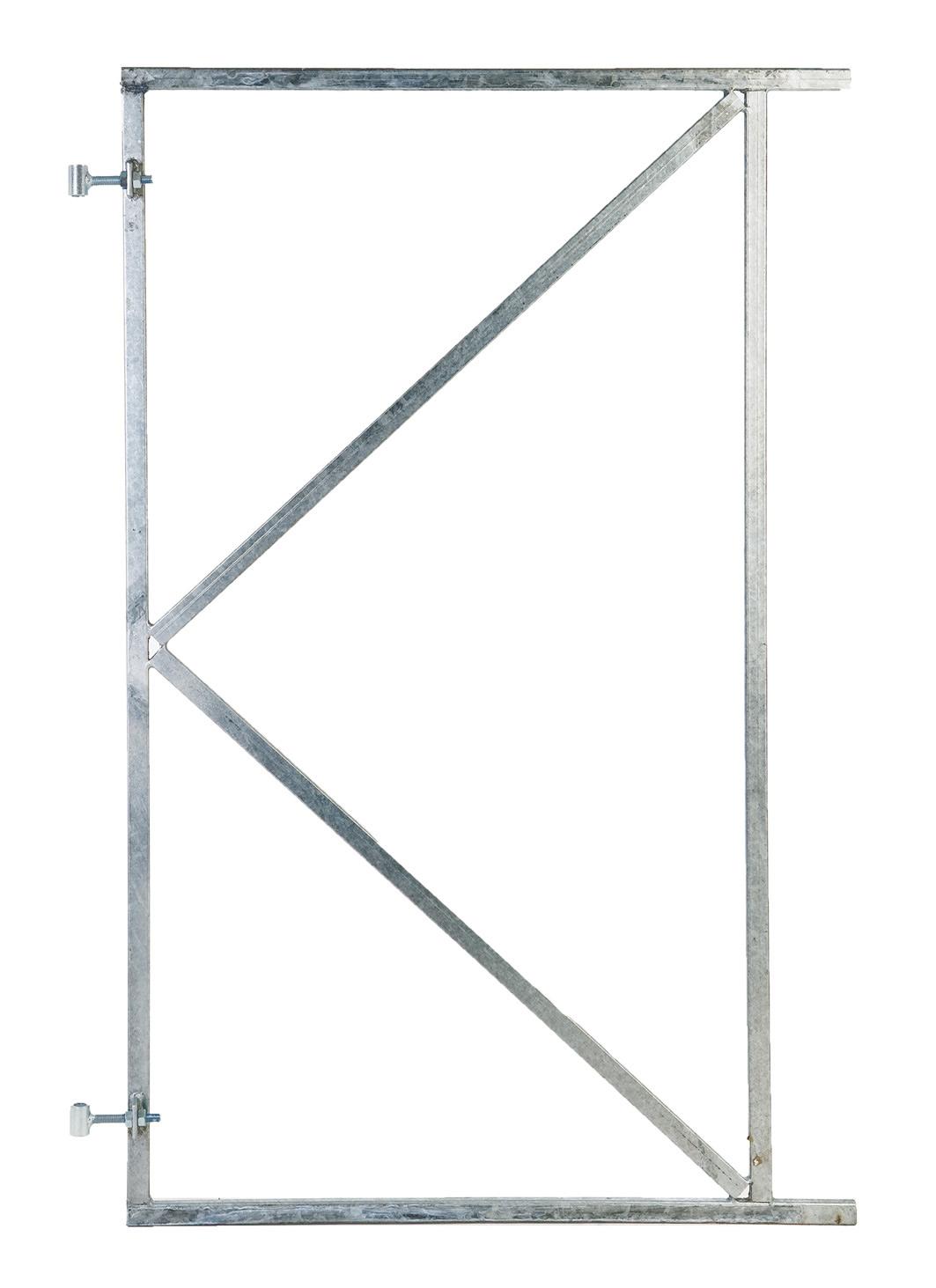 Metal Gate Frame