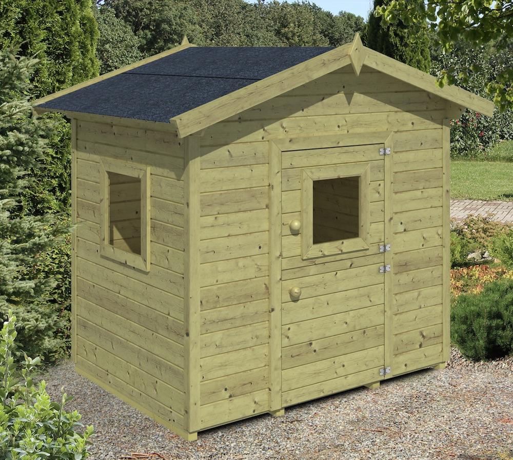 Pipi tanalised playhouse