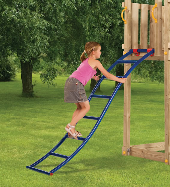 Blue Rabbit Play Climber