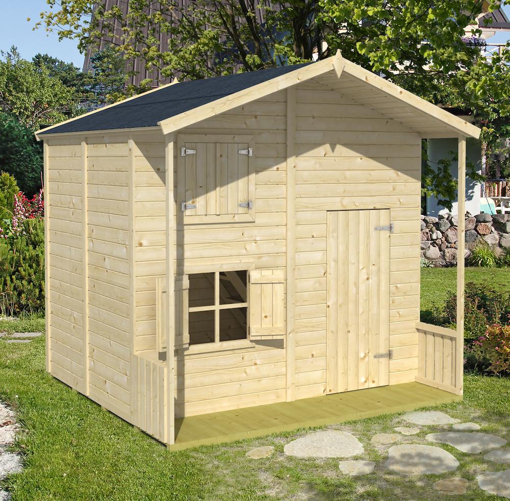 Cinderalla 16mm spruce playhouse