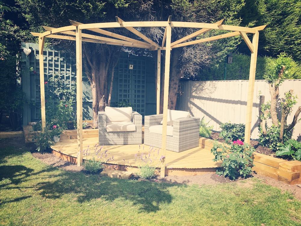 Pergola In Tuin : Pergola in tuin pergola voorbeelden voor de tuin