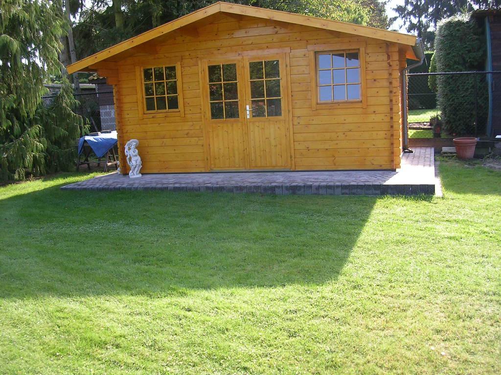 Rome 45mm log cabin