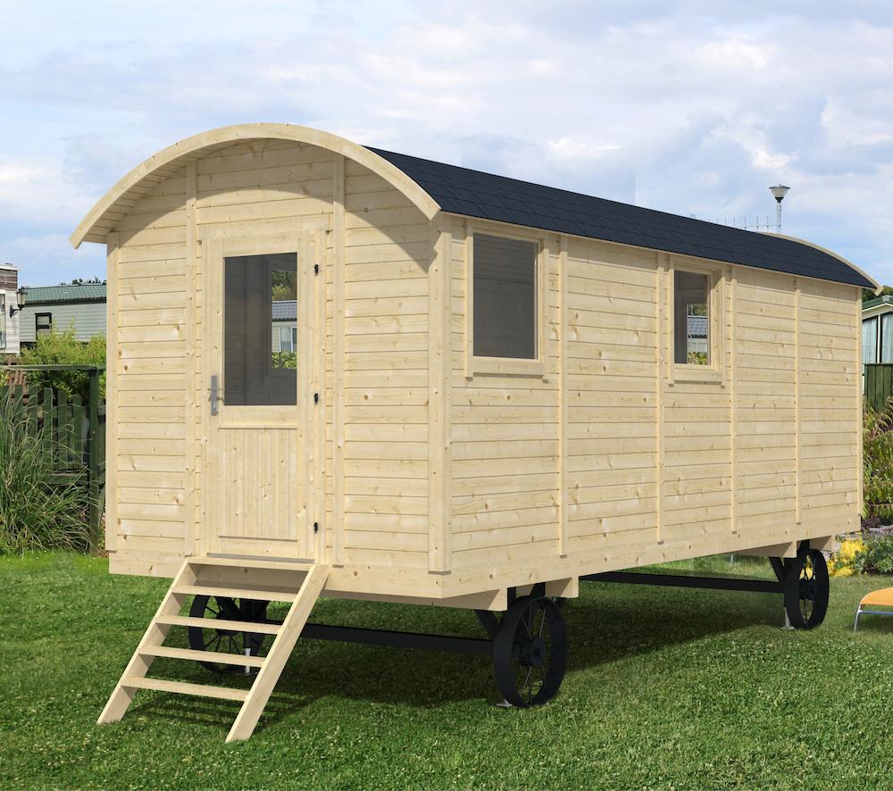 Shepherd Hut 600