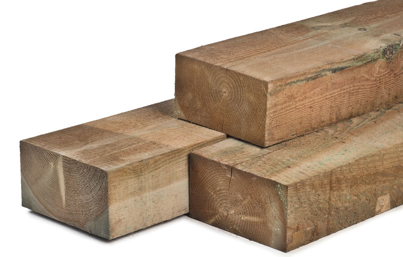 Timber Sleepers