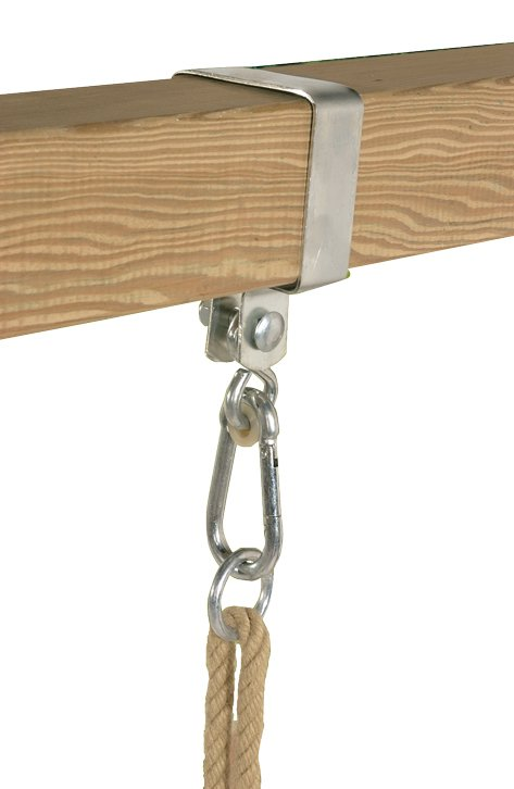 Square swing bracket