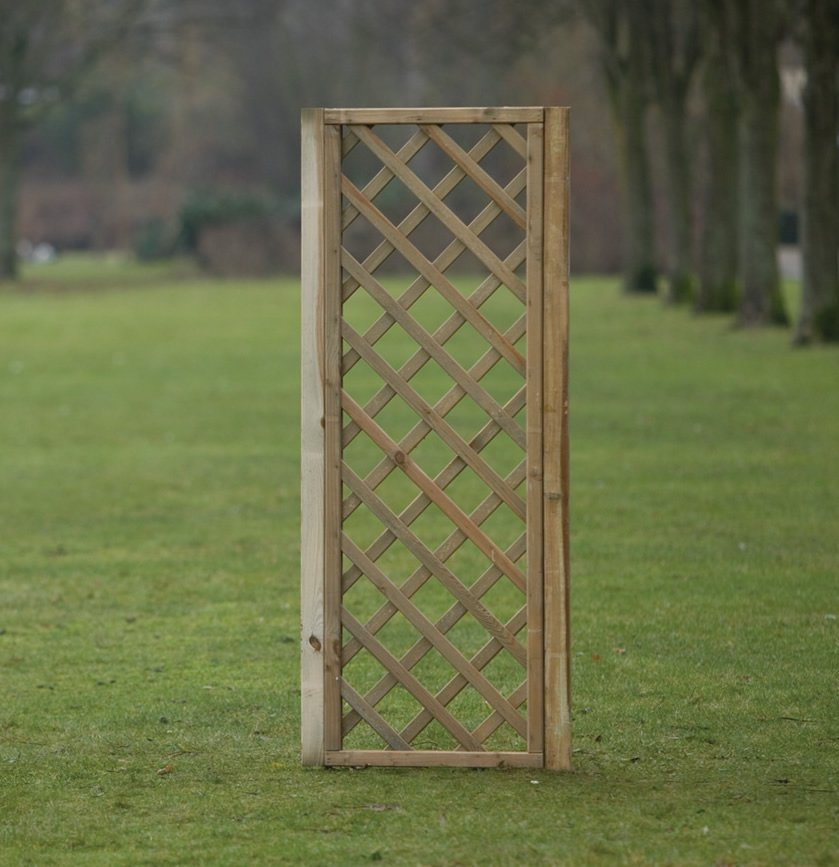 Trellis Diagonal with frame 60cm