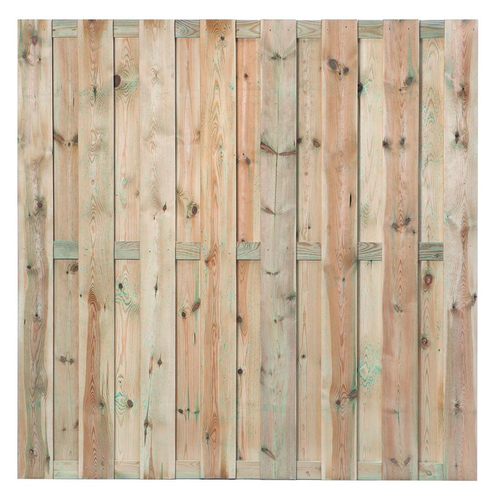 Uden european fence panel