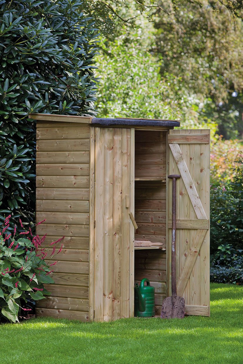 Vaais small storage shed