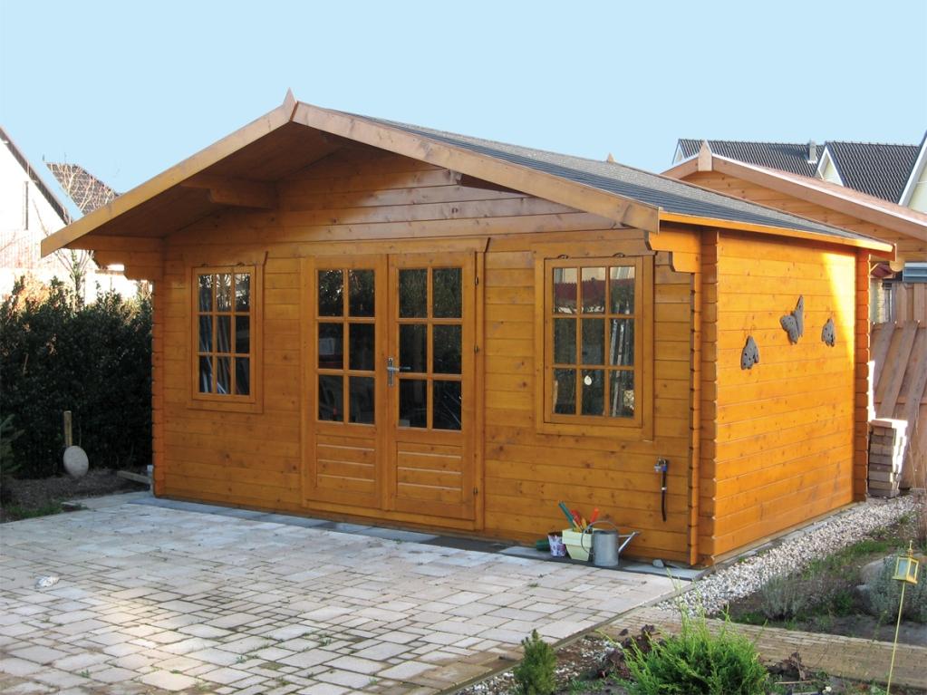 Viggo Log Cabin