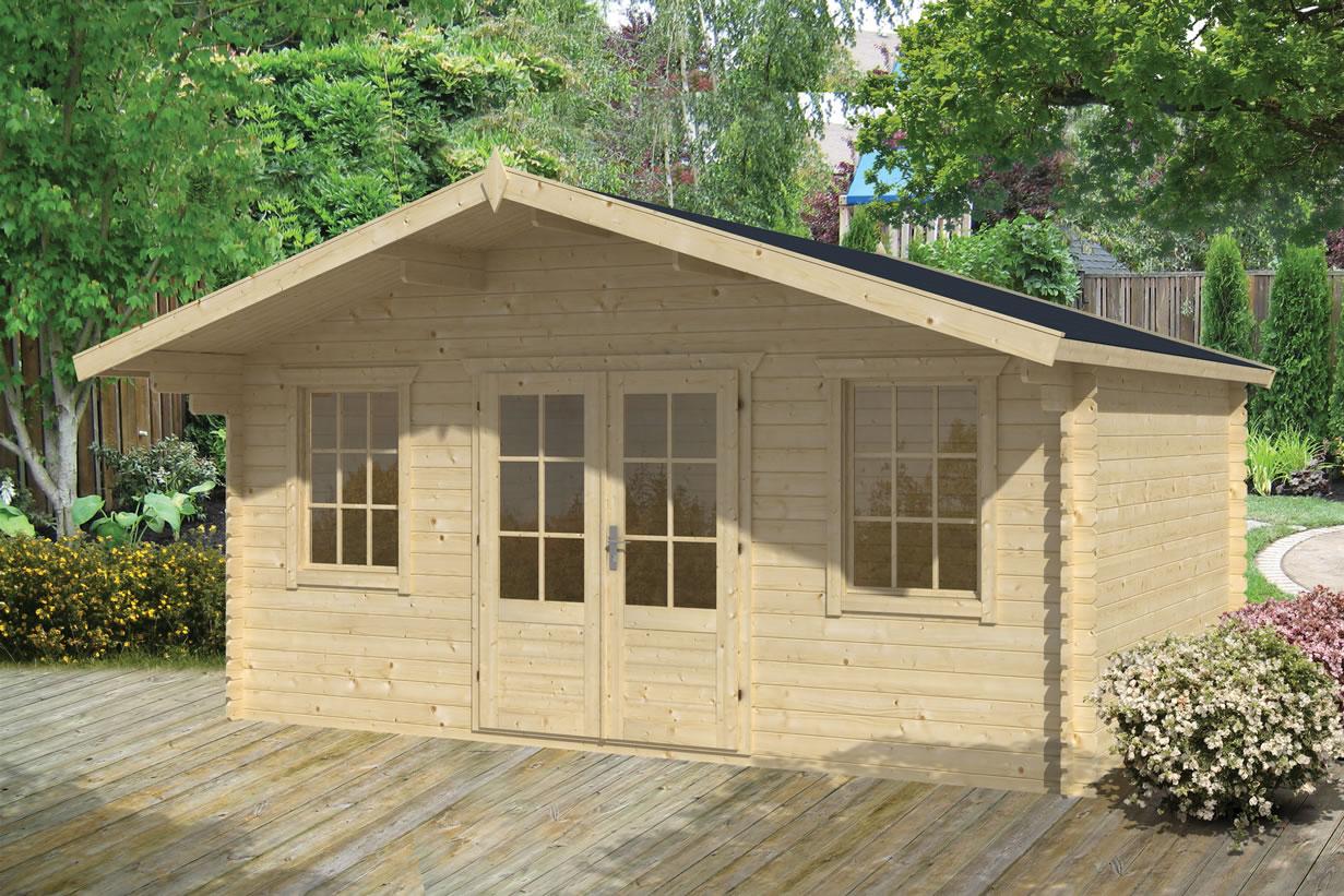Viggo 28mm log cabin