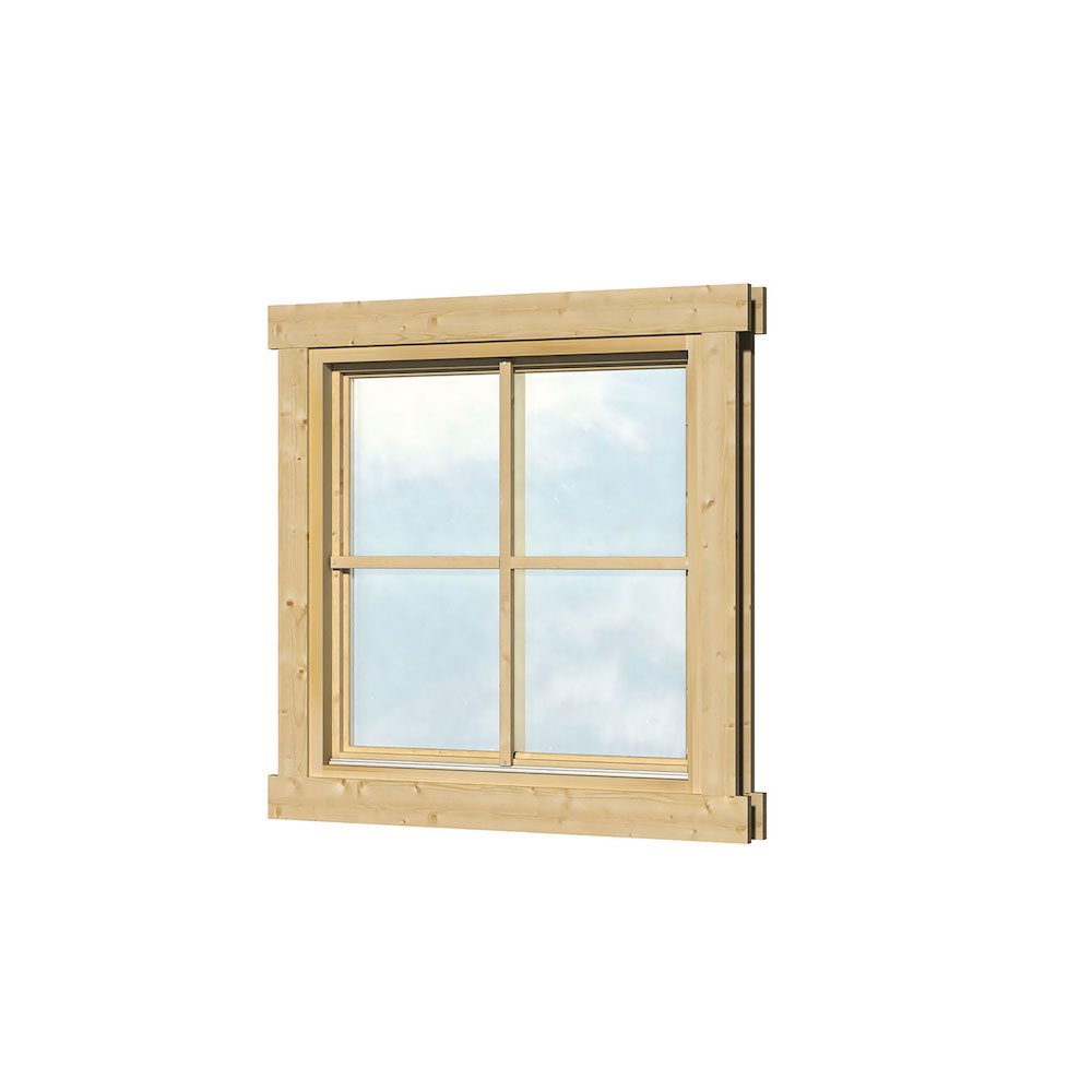 40.2025 Tilt and Turn Window - L2 - W92m x H92cm