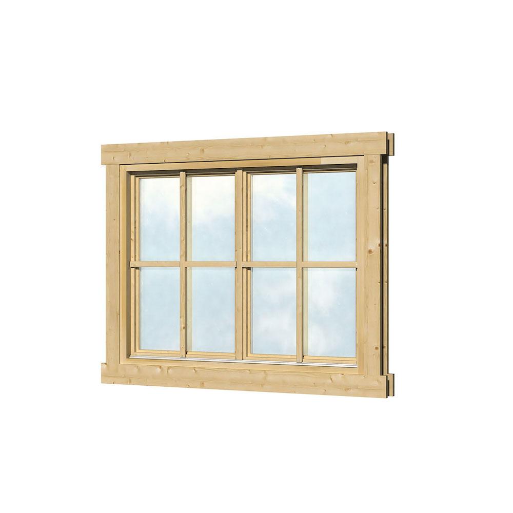 40.2026 Tilt and Turn Window - L6 - W120cm x H92cm