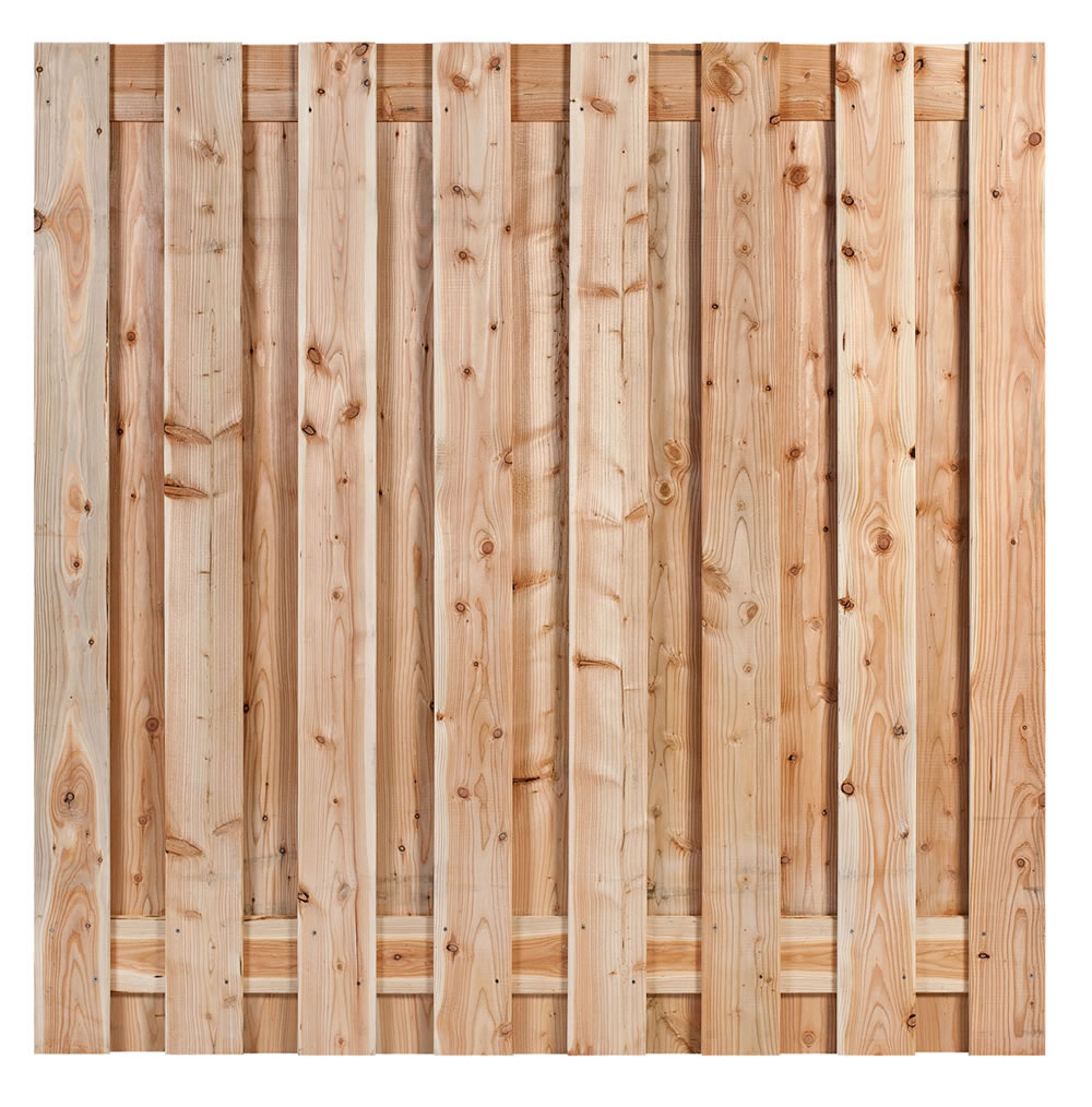 Winterberg Larch Fence Panel