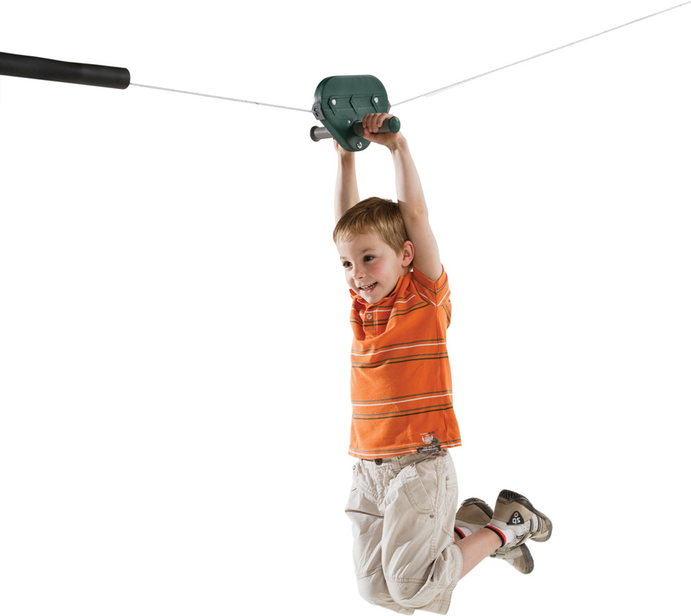 Zip line for children