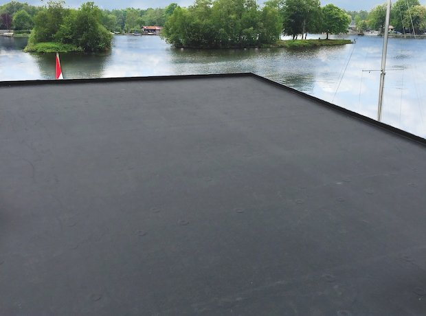 Epdm Roofing Material For Flat Roofs