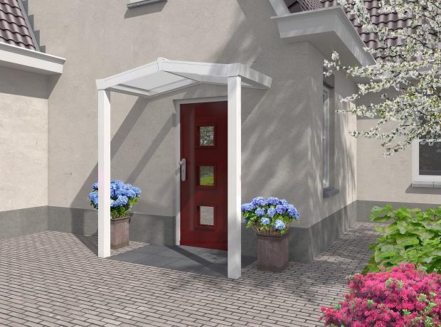 Front Door Porch - Polycarbonate