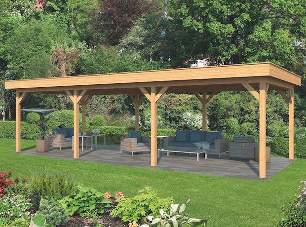 Larch Pent Garden Building Type Five