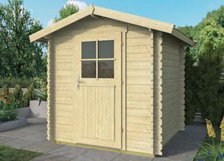 Richard Log Cabin 2x2m