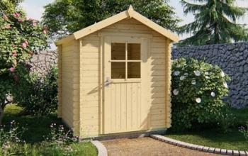 Richard Log Cabin 2x2m