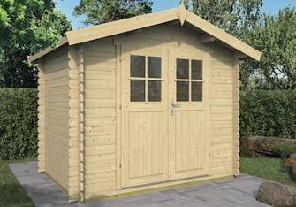 Robert Log Cabin 2.6x2m