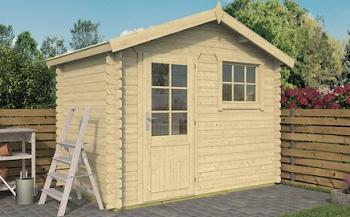 Sten Log Cabin 3x2m
