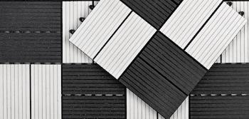 Composite Decking Tile Checked