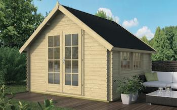 Skov Log Cabin 3.5x3m