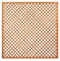 Diagonal Hardwood Trellis 180cm